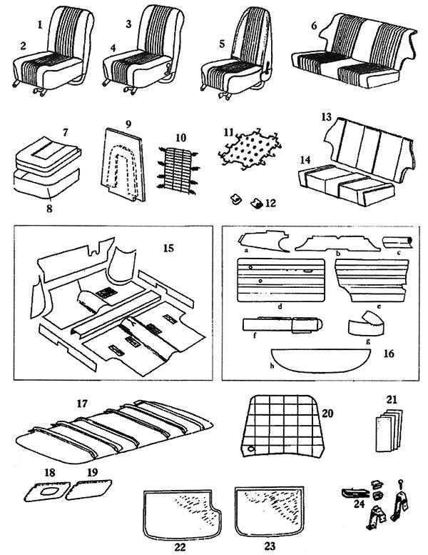 MINI Catalog Page 11-13