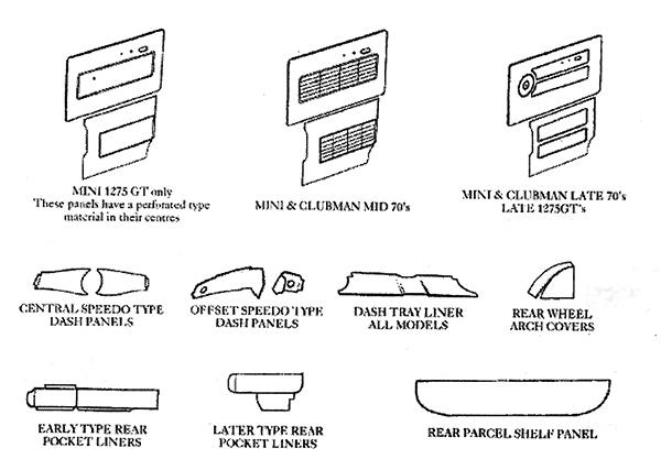 MINI Catalog Page 11-15