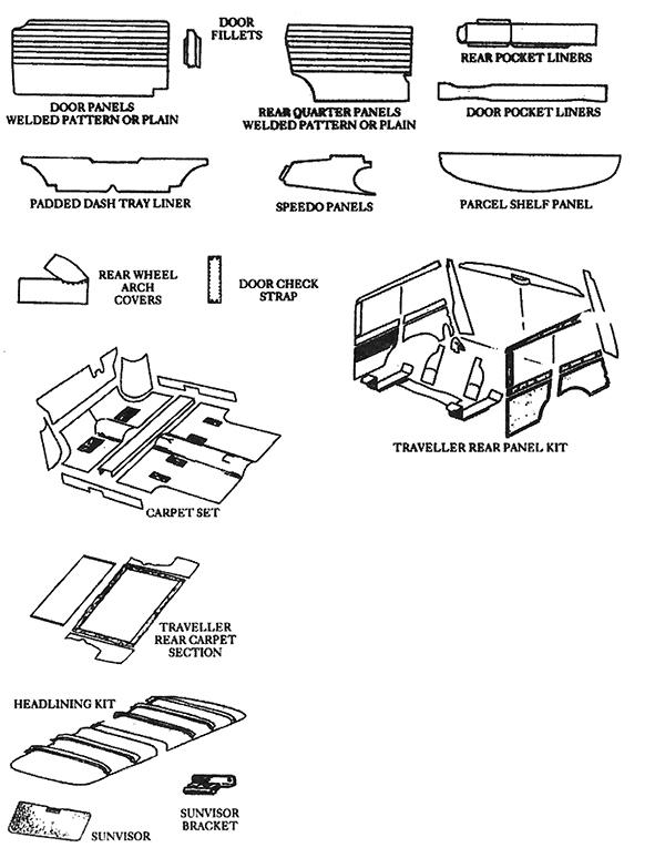 MINI Catalog Page 11-5