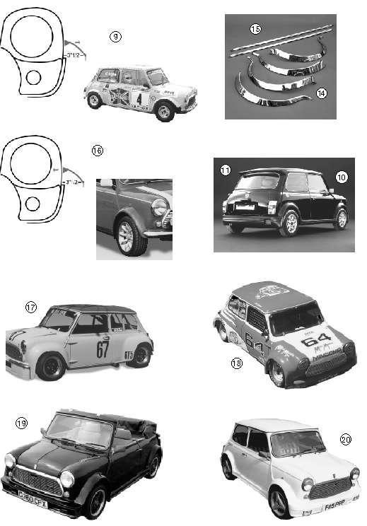 MINI Catalog Page 13-19