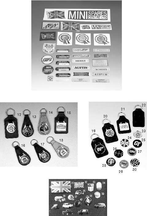 MINI Catalog Page 13-51