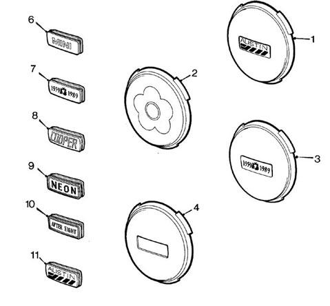 MINI Catalog Page 5-32