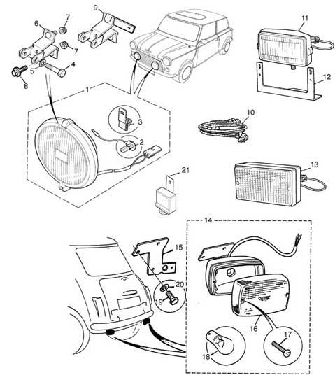 MINI Catalog Page 9-62
