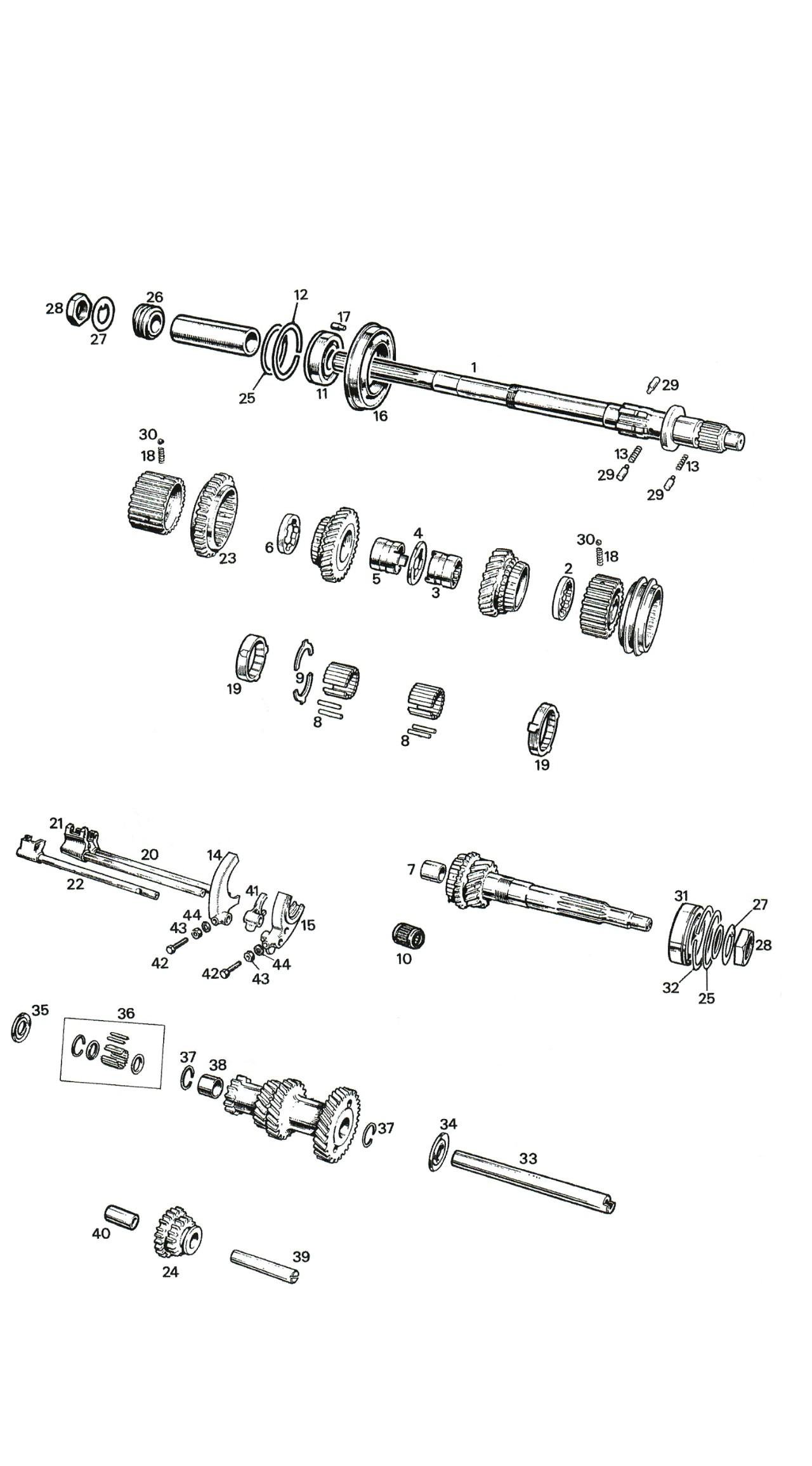 Sprite Catalog Page 3-4