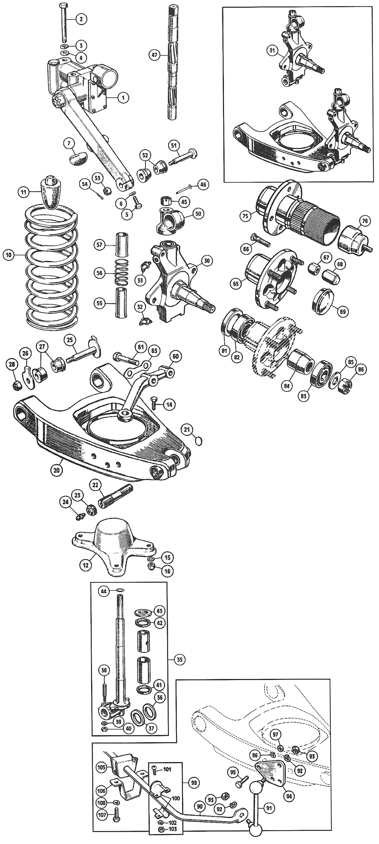 Sprite Catalog Page 7-3